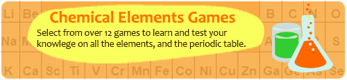 chemical elements games