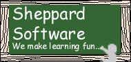 Sheppard Software - We make learning fun...